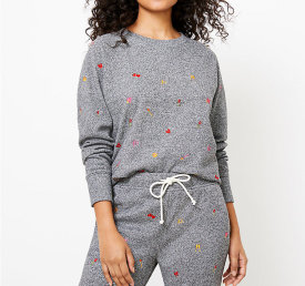 Lou & Grey Heart Sweatshirt $79.50
