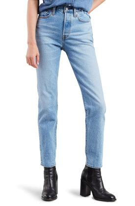 Levis Wedgie Icon Fit High Waist Ankle Jeans $68.60