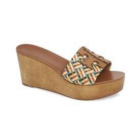 Tory Burch Ines Wedge Slide Sandal $133.98