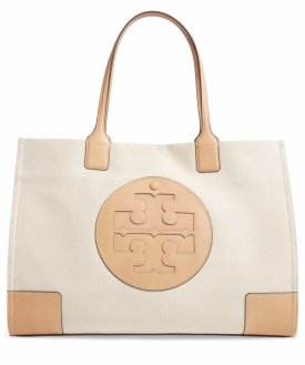 Tory Burch Ella Canvas Tote $298.00