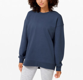 Lululemon Perfectly Oversized Crew $108