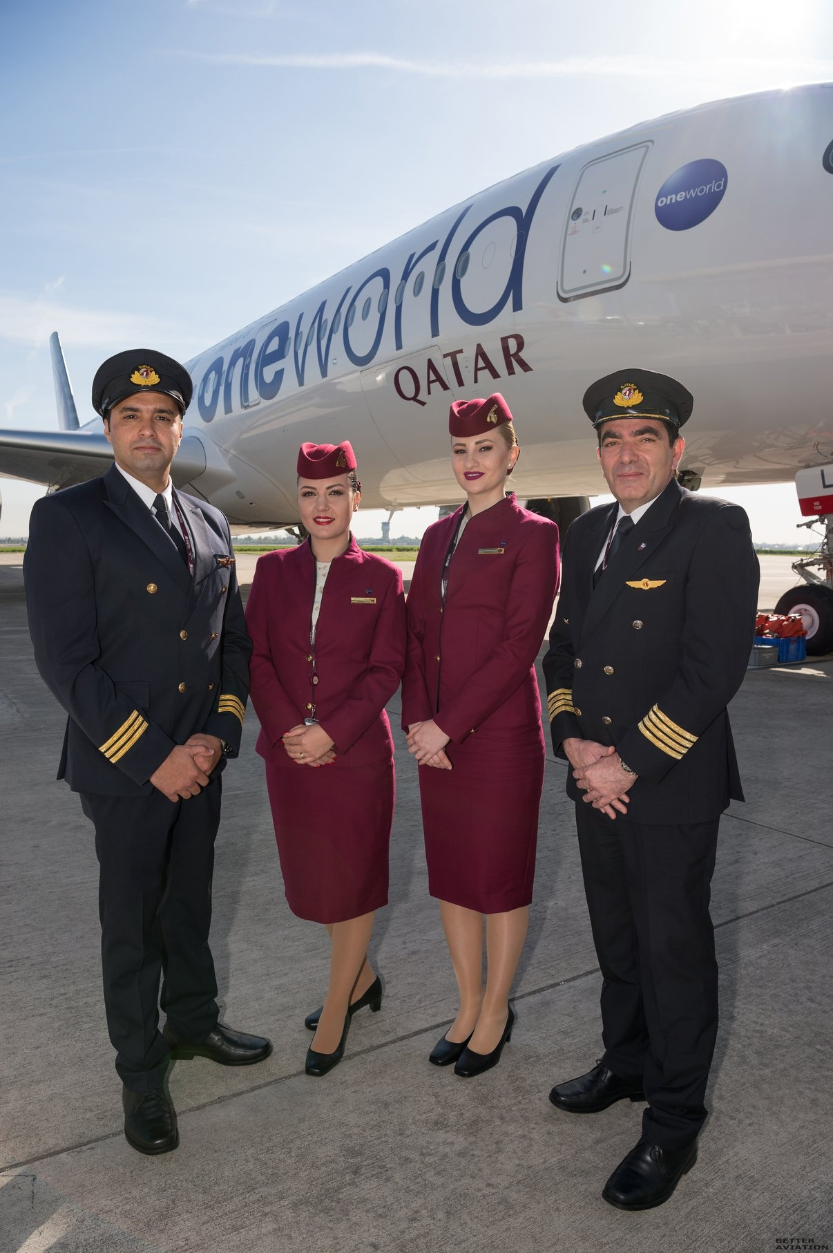 Qatar airways cabin crew recruitment event bangkok october 2018 better aviation - Qatar airways paris office ...