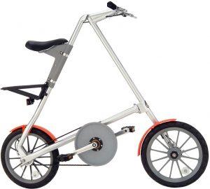 Strida MK3 with plastic wheels