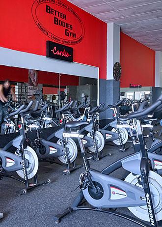 Health & Fitness Benefits