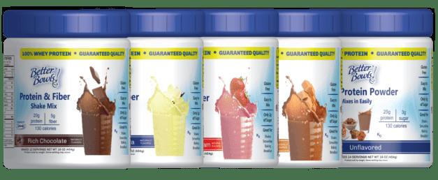 shake-mixes