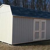 10x24x11 7'sidewalls Barn #1