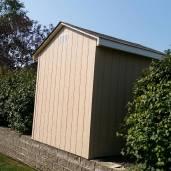 8x8x9 6'sidewalls Barn House