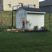 8x8x8 6'sidewalls Barn House