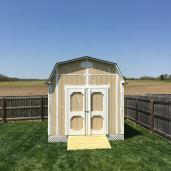 10x12x10 6'sidewalls Barn