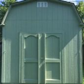 10x20x11 7'sidewalls Barn #1
