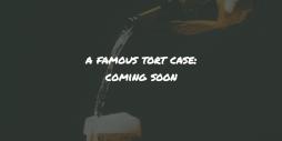 A famous tort case