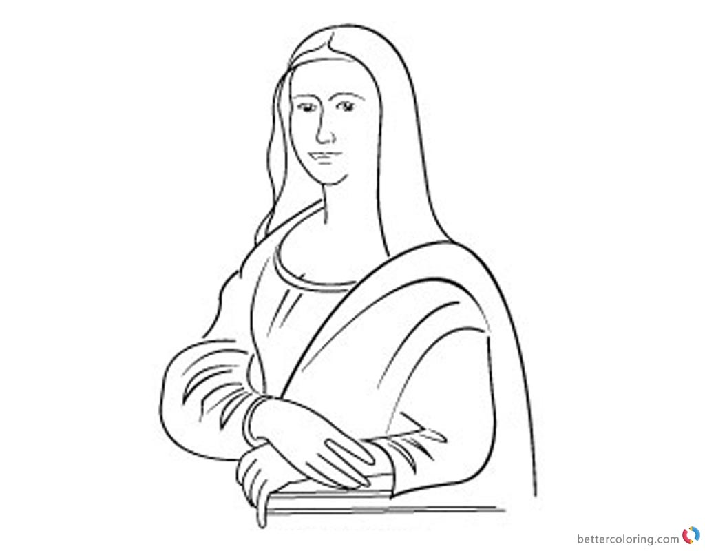 Adult Coloring Page With The Name Lisa