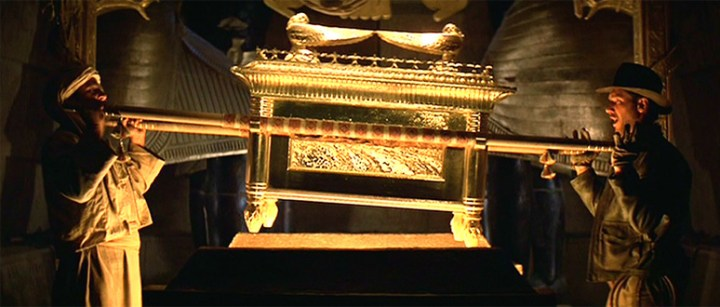 All of the players in a condo association are bound almost as strongly as the ark of the covenant.