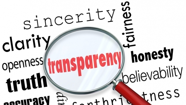 Transparency is the key to a successful Condo Association.
