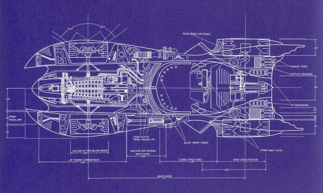 Are those condo blueprints or the batmobile? I have no idea, but I've hired good representation to tell me.