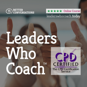 Leaders Who Coach