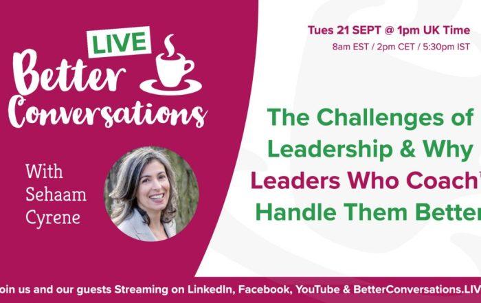 Challenges of Leadership