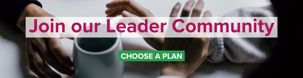 Join Better Conversations — Membership Plans for Leaders