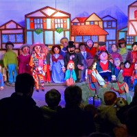 Up Front Theatre Presents The Pied Piper Of Hamelin