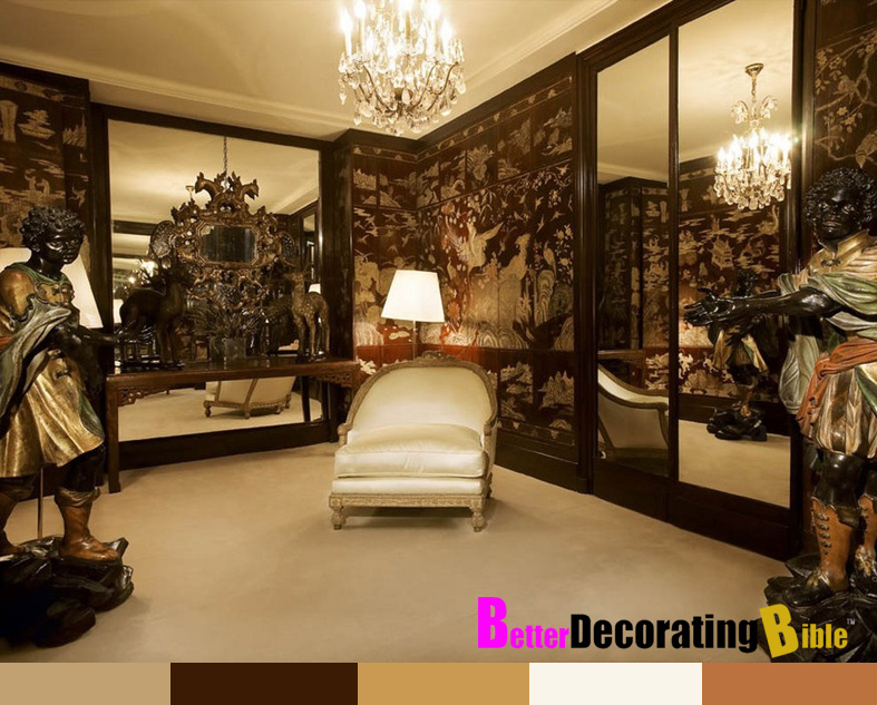 Inside Coco Chanels Apartment at 31 Rue Cambon  BetterDecoratingBibleBetterDecoratingBible