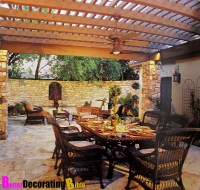 Patio Decorating Ideas Photos