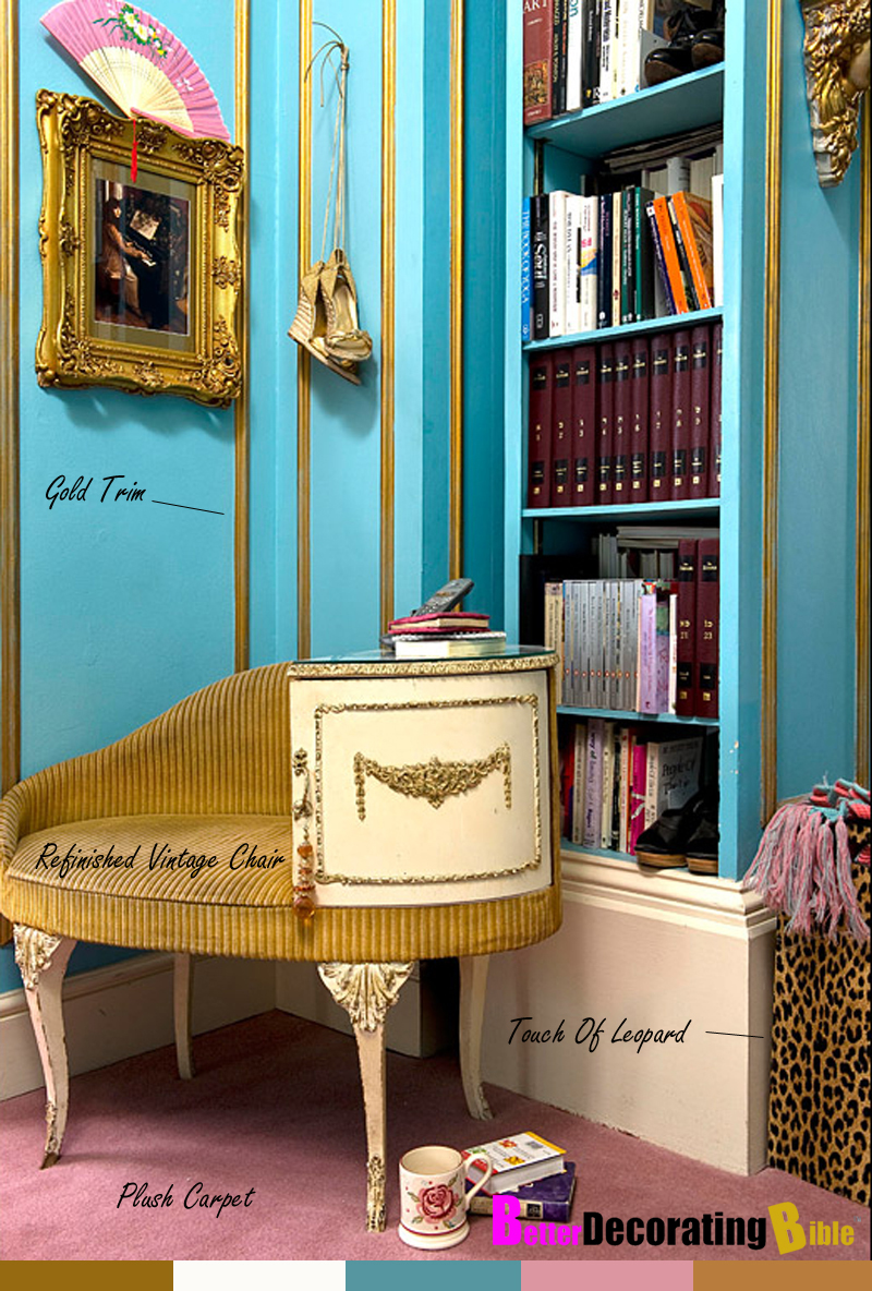 Modern French Regency Marie Antoinette Style Apartment  BetterDecoratingBibleBetterDecoratingBible