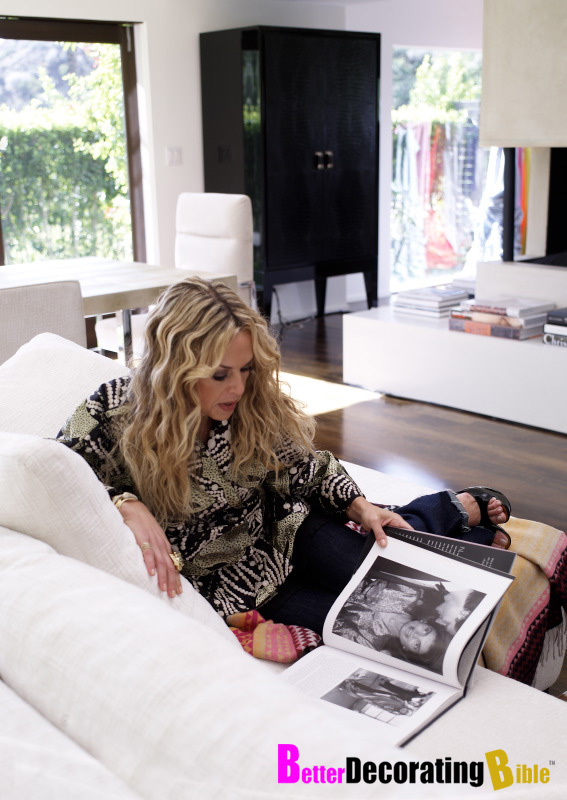 Celebrity Home Rachel Zoe BetterDecoratingBibleBetterDecoratingBible