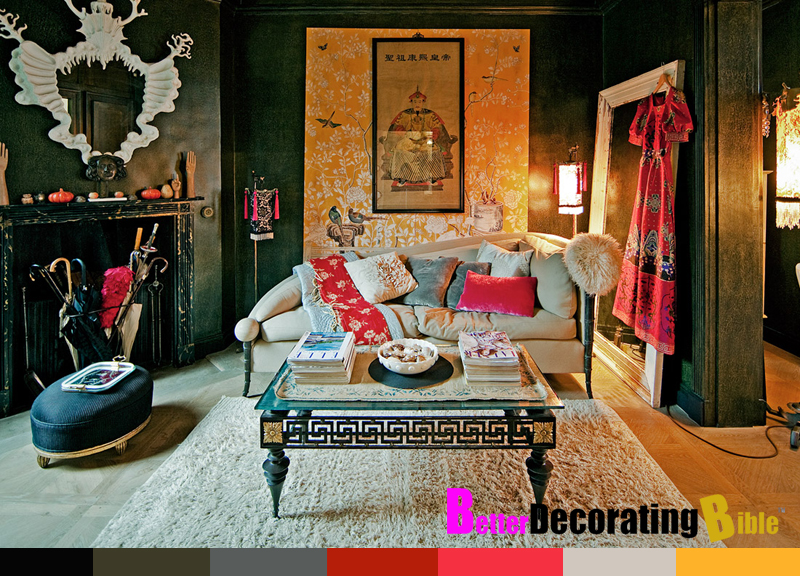 Interiors Furniture & Design Bohemian Decorating Ideas