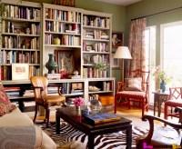 10 Stunning Boho Chic Living Room Interior Design Ideas ...