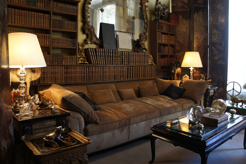 pictures of living rooms with brown furniture traditional room sets coco chanel's tour ...
