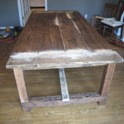 Diy Kitchen Tables Phone Dining Table Rustic