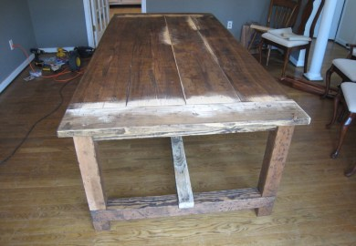 Restoration Hardware Kitchen Island