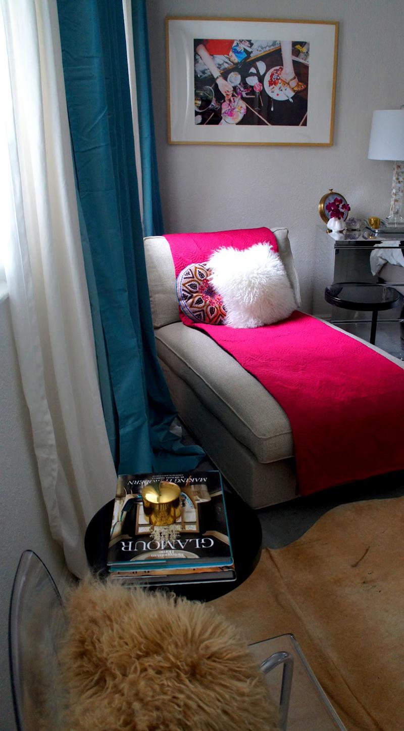 Bedroom Makeover Gossip Girl Style