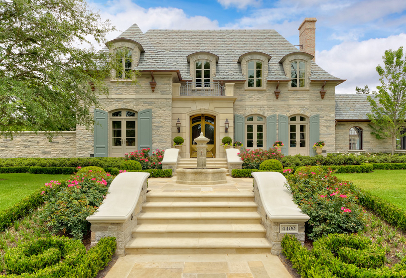 A Posh Style Of Living