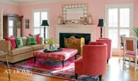 Get the Look - Glamorous Pink, Gold, and Green color Combo ...