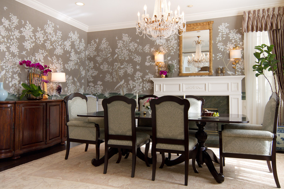 Home Tour – English Style Décor In A Stunning British Colonial