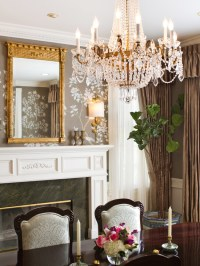 Home Tour  English Style Dcor in a Stunning British ...