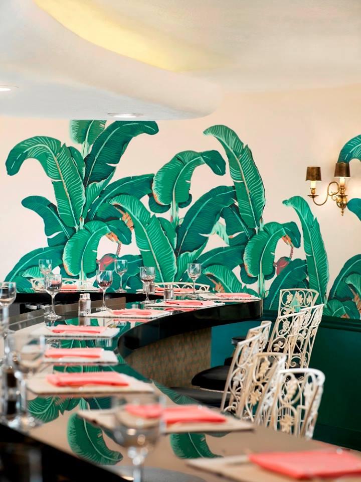 Tropical Modern Dcor at The Beverly Hills Hotel  BetterDecoratingBibleBetterDecoratingBible
