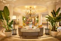 Tropical Modern Beverly Hills Hotel