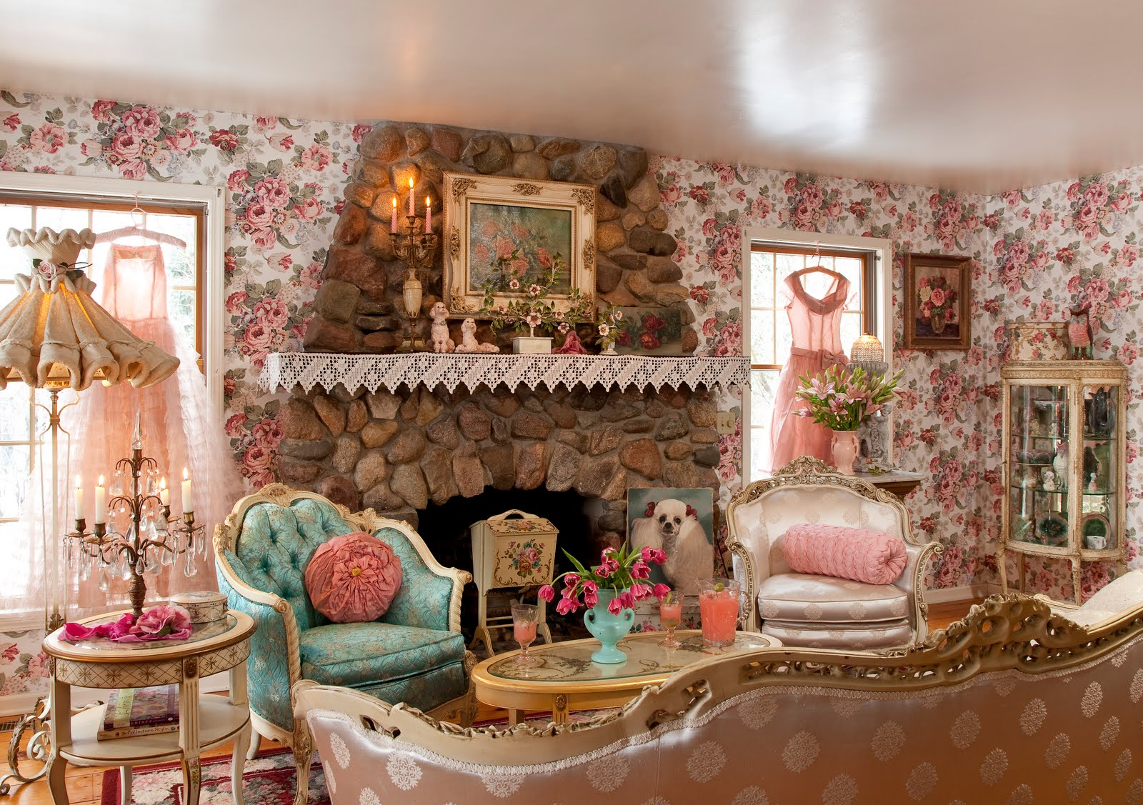 Blast From The Past With 13 Pretty Spaces