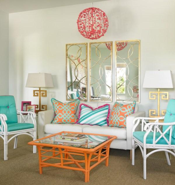 Three Decor Essentials Make Living Room Pop