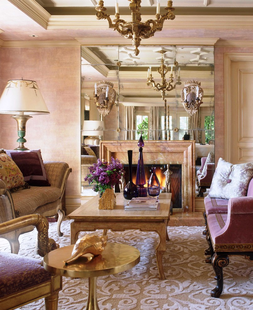 How to Decorate with Pantones Color of the Year Radiant Orchid