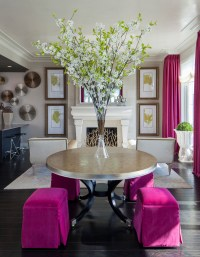 Decorating With Fuchsia: How to Bring This Bold Shade Into ...