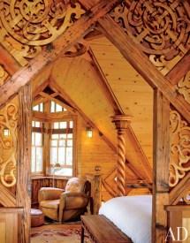Rustic Victorian Interior Decor