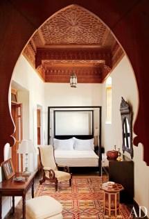Exotic Moroccan Bedroom Design Ideas