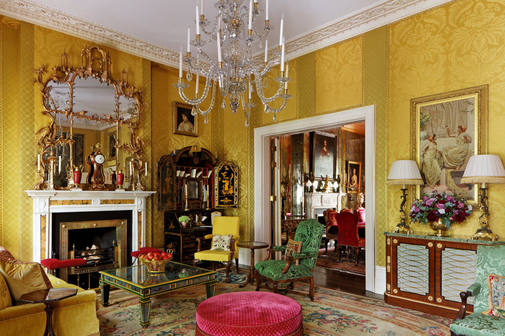 Turn Back the Clock in this Opulent Historical Mansion Fit for Royalty