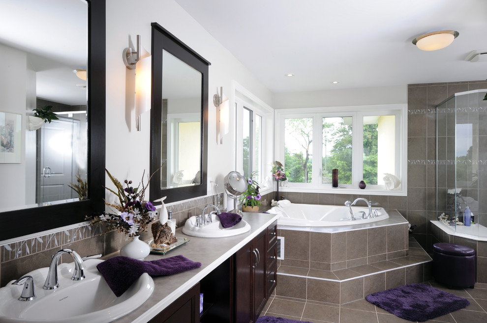 Chic And Cheap Spastyle Bathroom Makeover