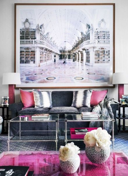 pink glam living room decor Dream Home Décor – Sticking to Your Budget for the Final Finishing Touches