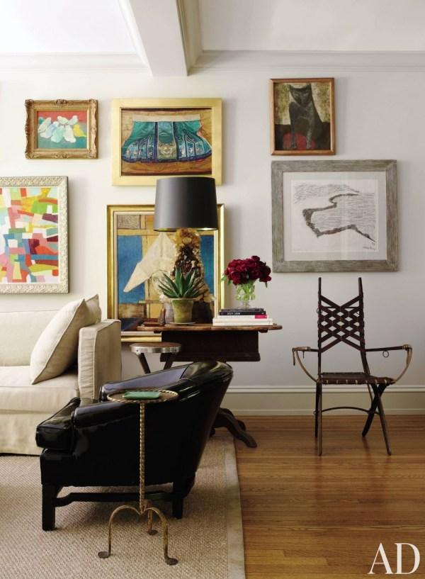 Hang Artwork In Home Center Rule