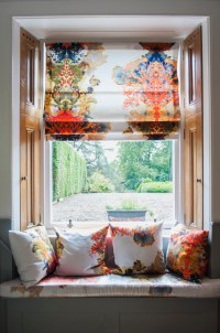 How to Brighten Up a Bad View with Window Blinds, Curtains ...